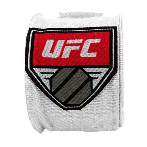 Кистевые бинты UFC 4,5 м белый