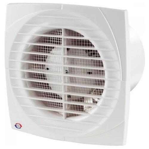Вытяжной вентилятор VENTS 100 СК, белый 14 Вт вытяжной вентилятор vents 100 квайт красный 7 5 вт