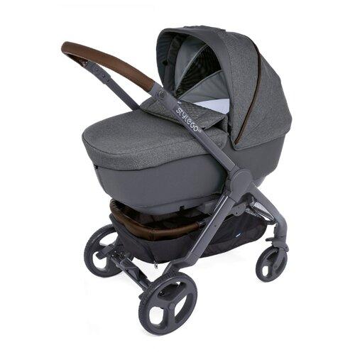 Купить Универсальная коляска Chicco StyleGo Up Crossover (2 в 1) cool grey, Коляски