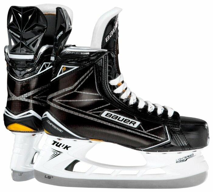 Коньки хоккейные BAUER Supreme 1S JR подростковые(37)