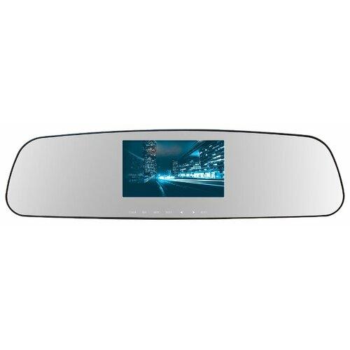 Видеорегистратор TrendVision MR-710 черный видеорегистратор trendvision mr 715gp черный
