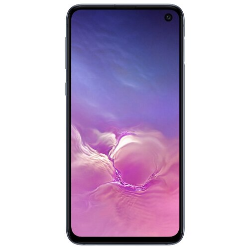 Смартфон Samsung Galaxy S10e 6/128GB оникс (SM-G970FZKDSER) смартфон samsung galaxy s10e 128gb аквамарин