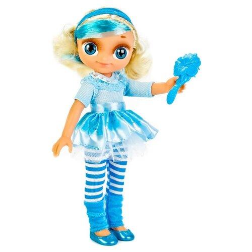 Интерактивная кукла Карапуз Сказочный патруль Снежка, 33 см, SP0117-S-RU