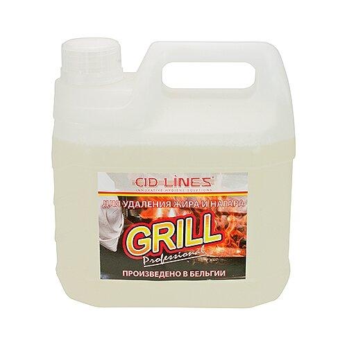 Средство для удаления жира и нагара Grill Professional CID Lines 3000 мл