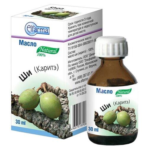 Масло для тела Elfarma ши (карите), 30 мл масло ши для тела свойства