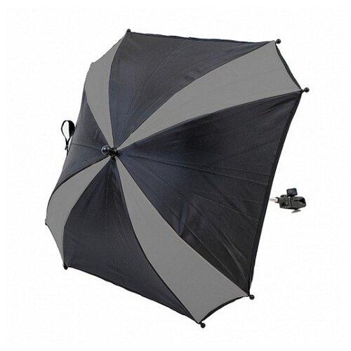 Altabebe Зонт для коляски AL7003 black/dark grey зонт derby 744168 p4 grey