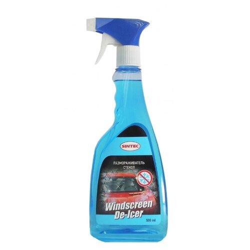 Очиститель для автостёкол SINTEC Windscreen De-Icer -40, 0.5 л