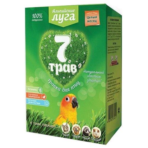Лакомство для птиц Альпийские луга 7 трав 50 г