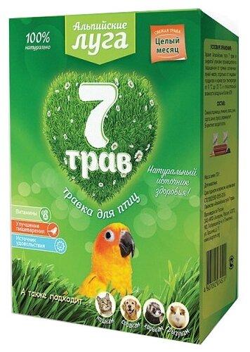 Лакомство для птиц Альпийские луга 7 трав