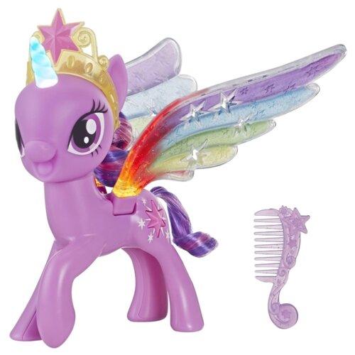 Фигурка Hasbro My Little Pony Искорка с радужными крыльями E2928Игровые наборы и фигурки<br>