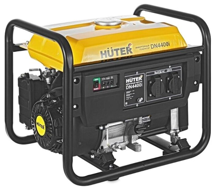 Бензиновый генератор Huter DN4400I (3300 Вт)