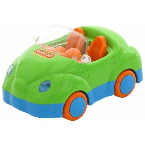Купить Легковой автомобиль Полесье Кроха (2356) 21 см, Машинки и техника