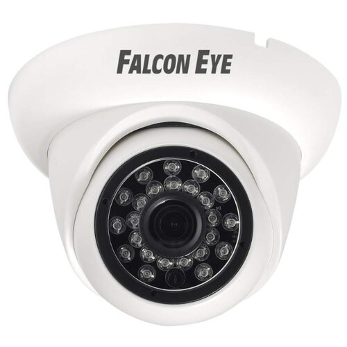 Камера видеонаблюдения Falcon Eye FE-ID1080MHD/20M-2,8 белыйКамеры видеонаблюдения<br>