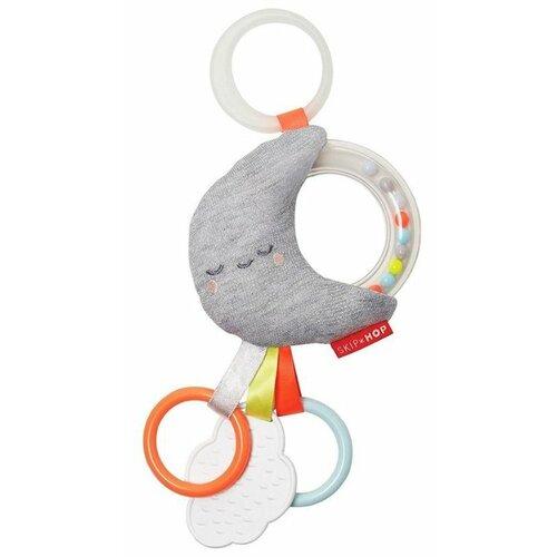 Подвесная игрушка SKIP HOP Месяц (SH 307154) серый ланч бокс skip hop пчела sh 212105