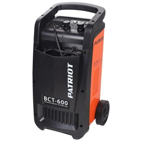 Фото - Пуско-зарядное устройство PATRIOT BCT-600 Start черный/оранжевый автомобильное зарядное устройство patriot bct 20 boost