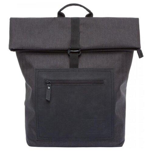 Рюкзак Grizzly RQ-913-1 10 черный рюкзак городской grizzly rq 916 1 1 серый 10 л