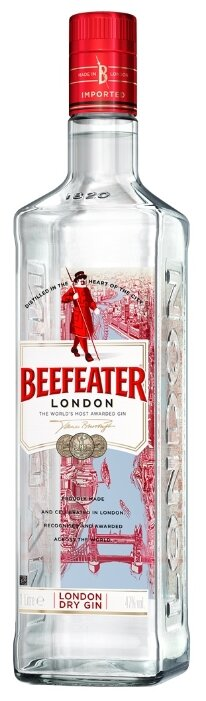 Джин Beefeater London Dry 1 л
