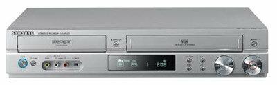 DVD/VHS-плеер Samsung DVD-VR320