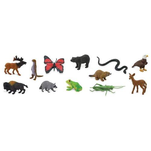 Купить Игровой набор Safari Ltd В лесах 685504, Игровые наборы и фигурки