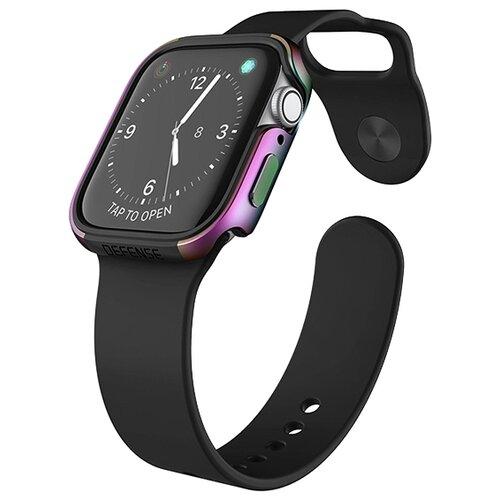 Чехол X-Doria Defense Edge для Apple Watch 40 мм iridescent