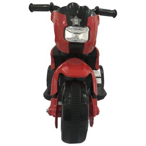 Be2Me Трицикл CH-8819 красный/черный