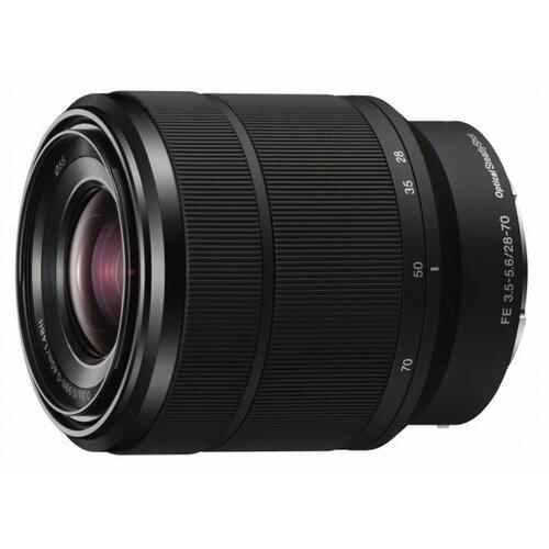 Фото - Объектив Sony 28-70mm f/3.5-5.6 OSS (SEL-2870) объектив sony 55 210 mm f 4 5 6 3 e sel 55210 серебристый