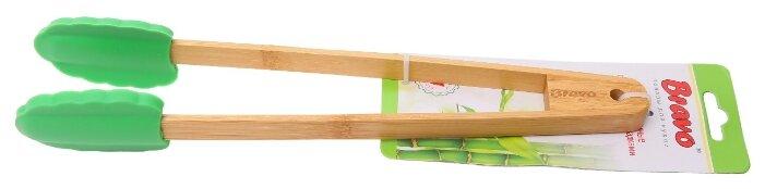 Щипцы Bravo 183, бамбук/силикон