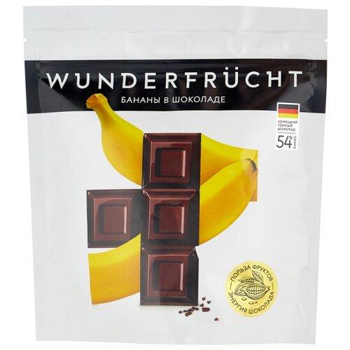 Бананы WUNDERFRUCHT в шоколаде, 180 г