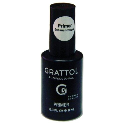 Grattol Праймер для ногтей бескислотный 9 мл