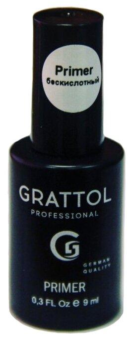 Grattol Праймер для ногтей бескислотный