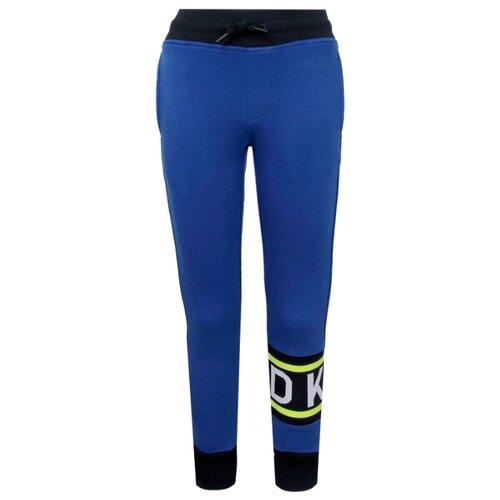 Брюки DKNY размер 128, синий брюки спортивные dkny dkny dk001ewakvy6