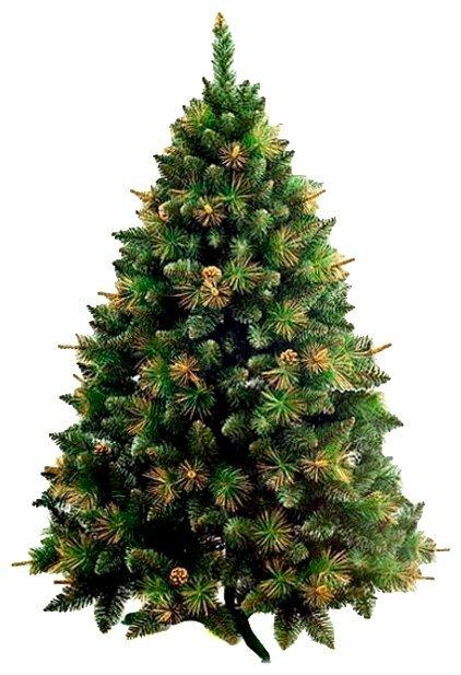 Classic Christmas Tree Ель Lux с имитацией позолоты
