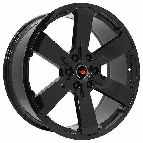 Фото - Колесный диск LegeArtis TY535 9x22/6x139.7 D106.1 ET20 Gloss black legeartis ct cl501 9x22 6x139 7 d78 1 et24 black