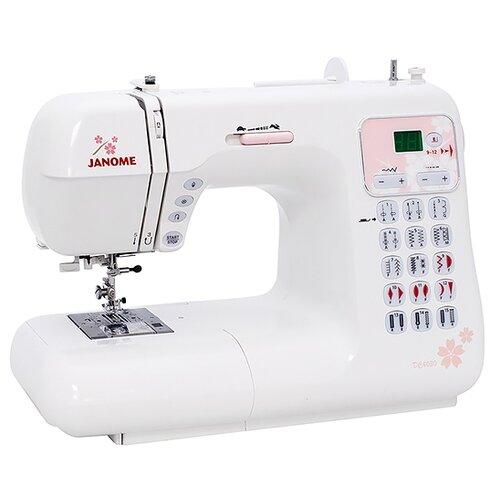 Швейная машина Janome DC 4030, белый