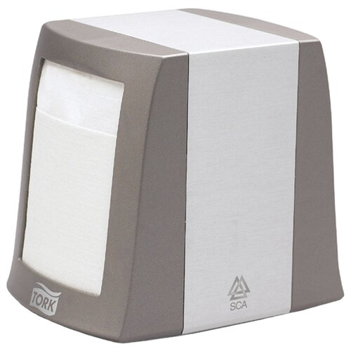 Диспенсер для салфеток TORK Fastfold N2 14.7x10.1x13.1 смПодставки и держатели<br>