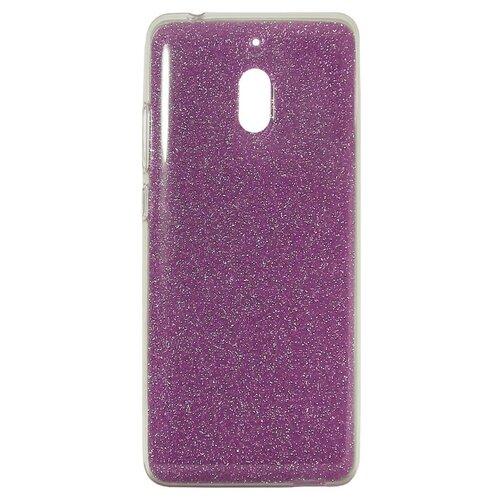 Чехол Akami Shine для Nokia 2.1 (2018) розовый