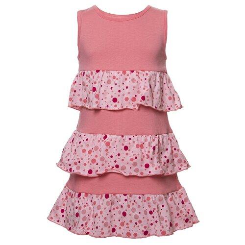 Платье M&D размер 104, розовый