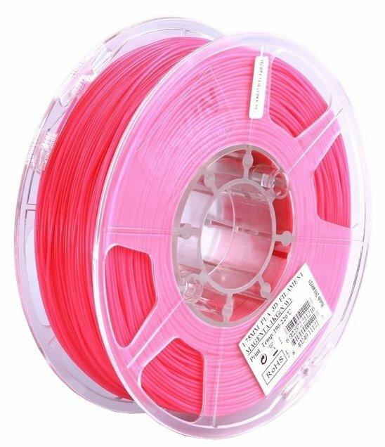 PLA пруток ESUN 1.75 мм пурпурно-красный (magenta)