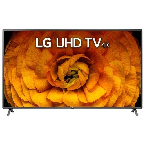 Фото - Телевизор LG 75UN85006 75 (2020), черный телевизор lg 75un71006lc 75 2020