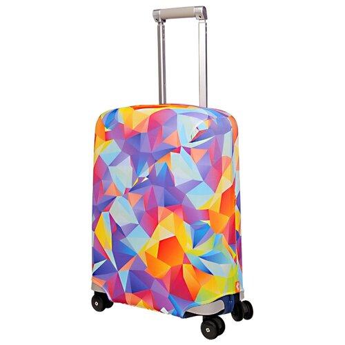 Чехол для чемодана ROUTEMARK Fable SP240 S, разноцветный цитрус спрей 31 век el sp240