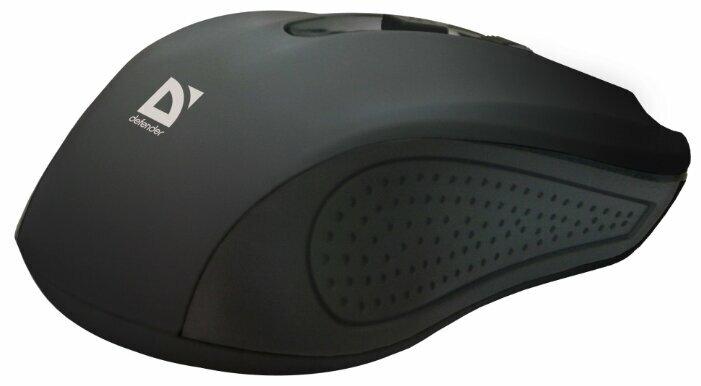 Мышка Xiaomi Mi Wireless Mouse Black USB (WSB01TM) (черный/black)