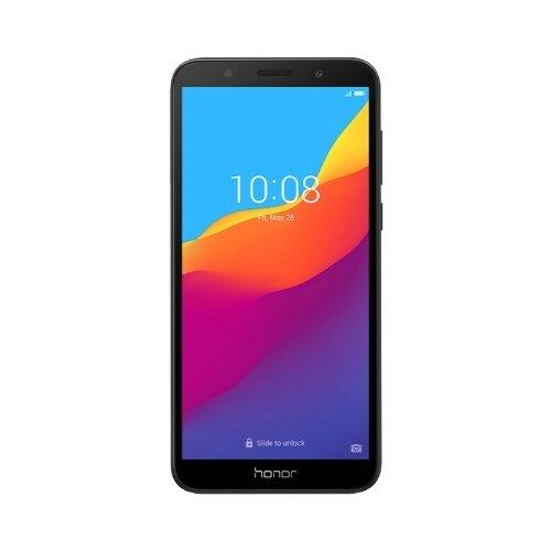 Смартфон HONOR 7S 1/16GB черный (51094QSN) смартфон