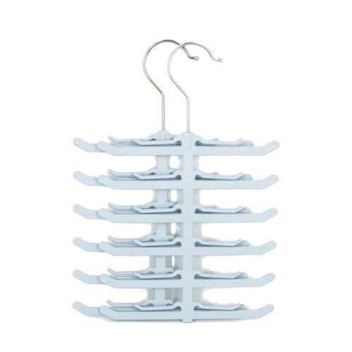 Вешалка Удачная покупка LDJ-01 (2 шт.) серый набор вешалок удачная покупка yj 09 цвет оранжевый 10 шт