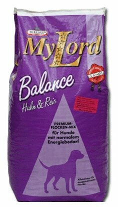 Корм для собак Dr. Alder`s МОЙ ЛОРД БАЛАНС птица + рис хлопья Для взрослых собак (5 кг)