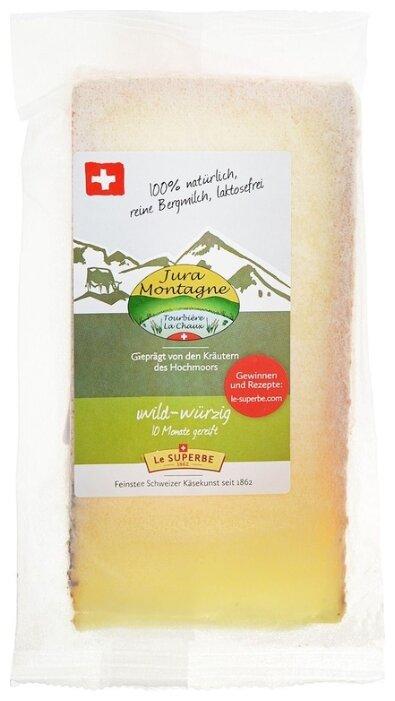 Сыр Le Superbe полутвердый jura montagne 52%