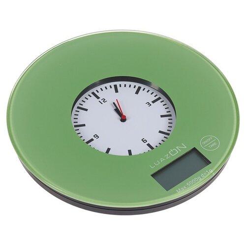 Кухонные весы Luazon LVK-508/LVK-703 хаки