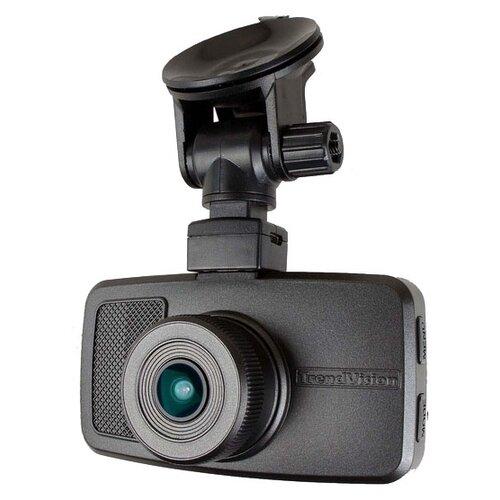 Видеорегистратор TrendVision TDR-719 City GNS, GPS, ГЛОНАСС черный видеорегистратор trendvision tdr 718 gns