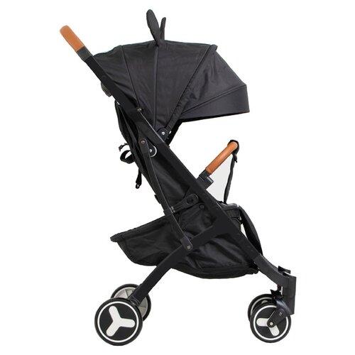 Купить Прогулочная коляска Yoya Plus 3 Mickey/black frame, цвет шасси: черный, Коляски