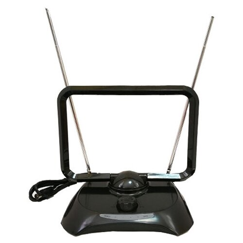 Комнатная DVB-T2 антенна Вектор AR-044 комнатная уличная dvb t2 антенна gal ar 615