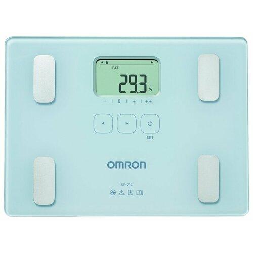Весы электронные Omron BF212 весы электронные omron bf508